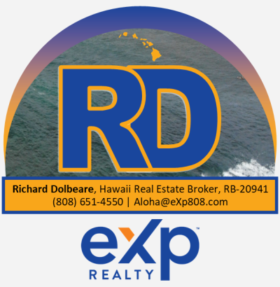 Richard T. Dolbeare, R(B), Hawaii Real Estate Broker & Realtor specializing in Maui and Kauai real estate